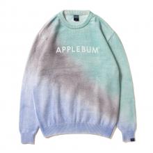 アップルバム  エアー スプレー クルー セーター