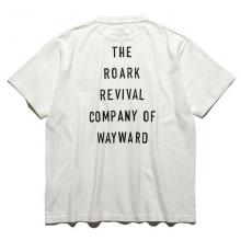 ロアーク リバイバル パンパニー ウェイワード  tシャツ