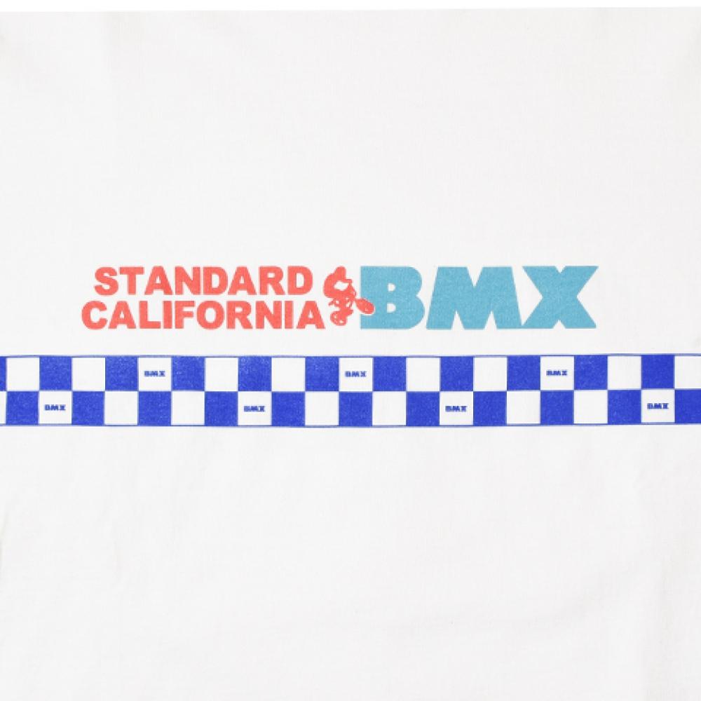スタンダードカリフォルニア ヘビーウェイト BMX ロゴ ショートスリーブ