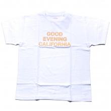 スタンダードカリフォルニア グッドイブニング カリフォルニア Tシャツ