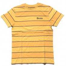 ブリクストン ヒルト プリント ショートスリーブ Tシャツ