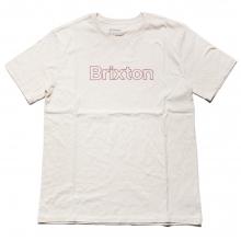 ブリクストン バリアー t シャツ