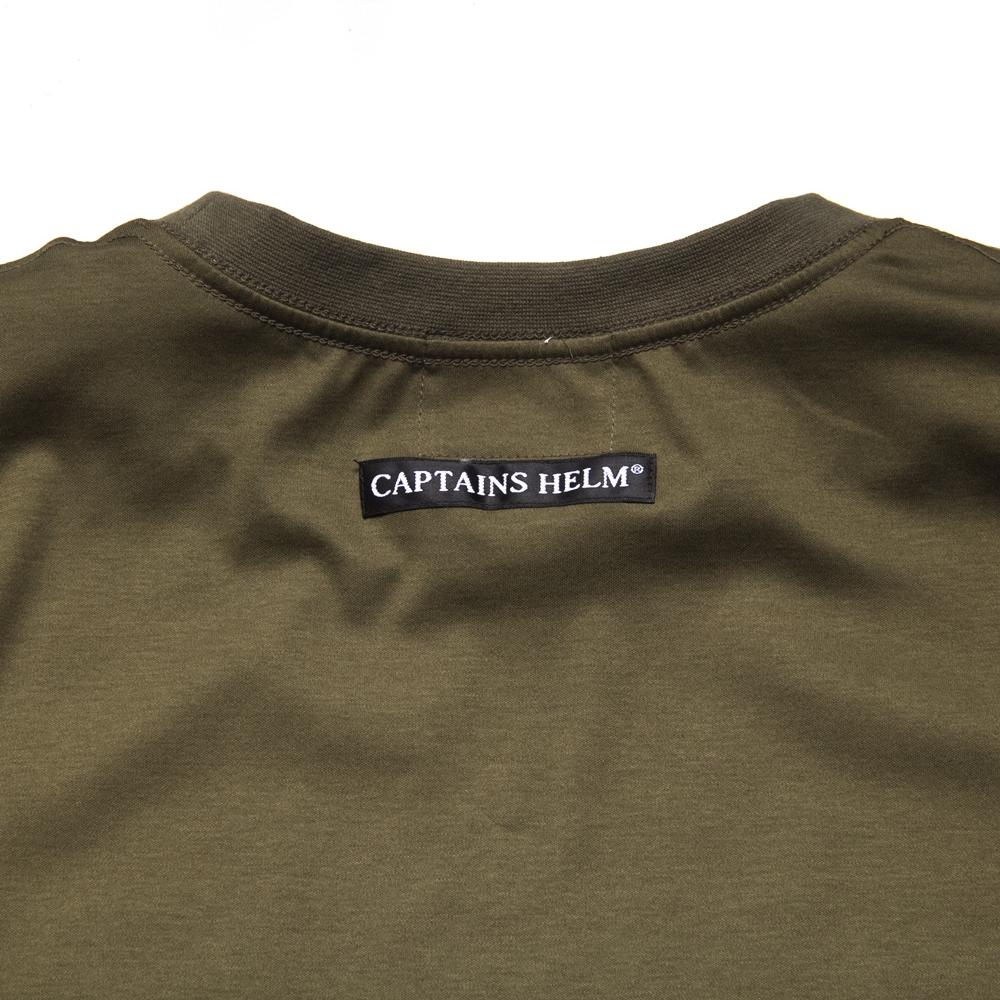 キャプテンズヘルム トレードマーク シティー Tシャツ