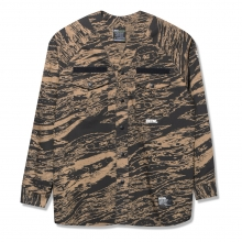 Back Channel, ghostlion camo scout shirt