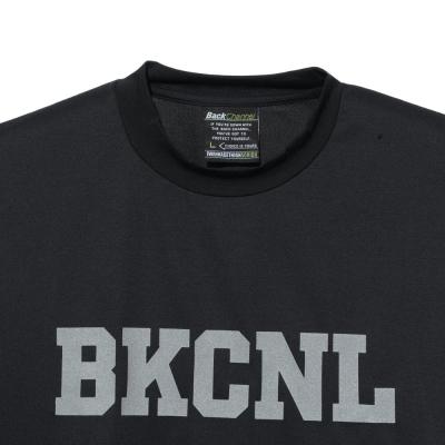 バックチャンネル BKCNL ロングスリーブ T