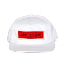 アップルバム  ワッペン ロゴ キャップ