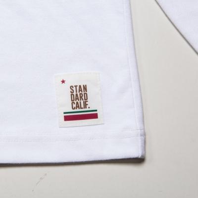 スタンダードカリフォルニア テック ドライ ロゴ ショートスリーブ tシャツ