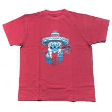 スタンダードカリフォルニア アナザーヘブン カリフォルニア デッド tシャツ