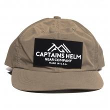 キャプテンズヘルム ウォーター プルーフ キャンプ キャップ