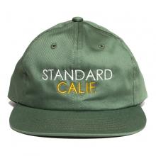 スタンダードカリフォルニア ロゴ ツイル キャップ