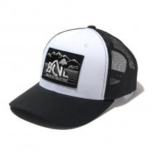 Back Channel ☓ prillmal outdoor logo mesh cap