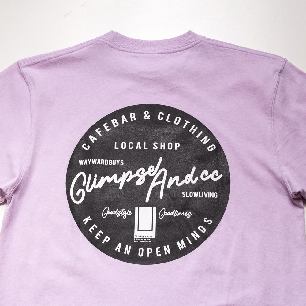 グリンプス カフェロゴ ショートスリーブ Tシャツ