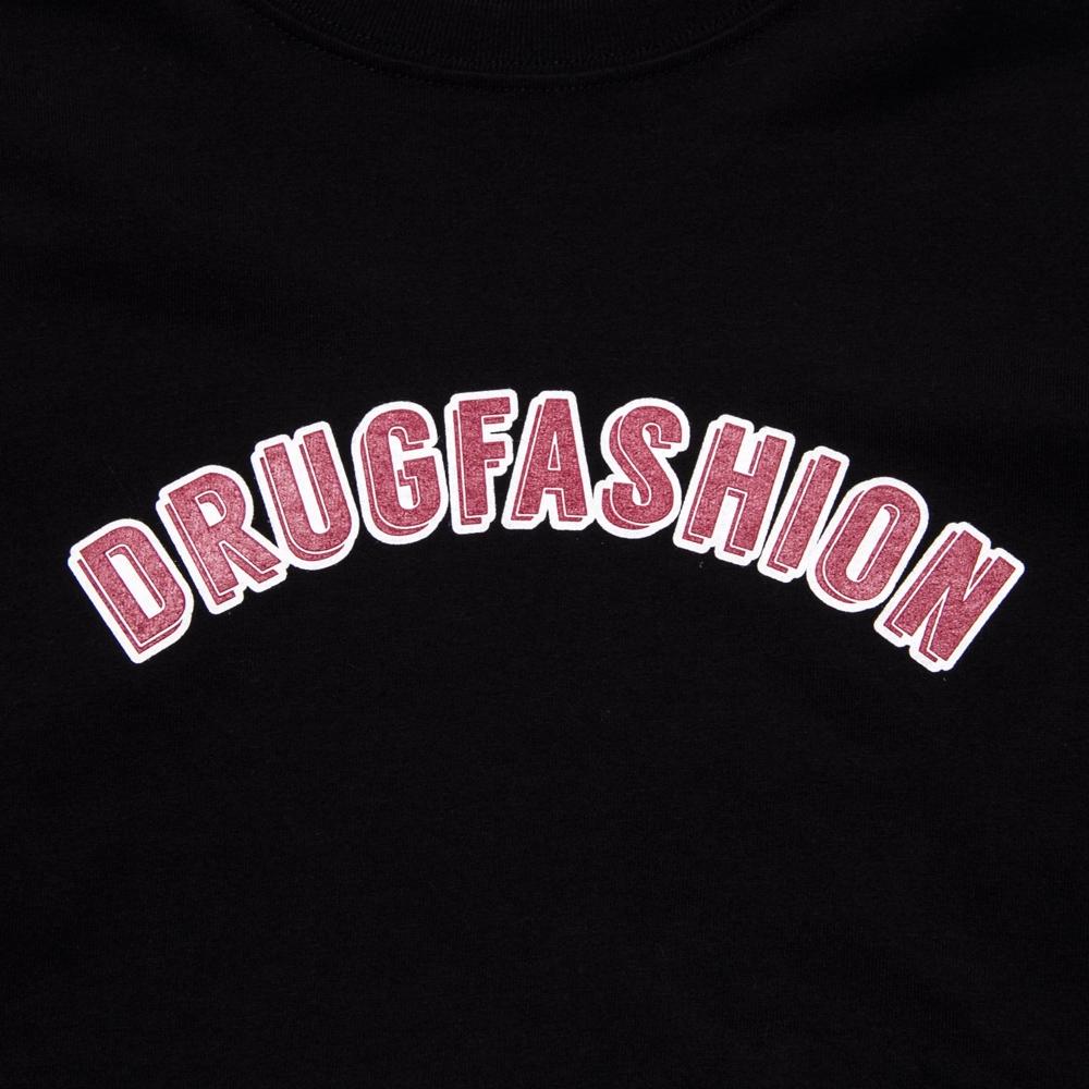 シークレットファム インバートドラッグファッション ロングスリーブ Tシャツ