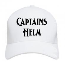 キャプテンズヘルム ロゴ ウォーター プルーフ キャップ