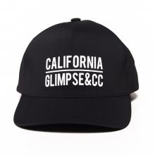 グリンプスオリジナル ロゴ ウォーター プルーフ キャップ カリフォルニア