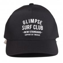 グリンプスオリジナル ロゴ ウォーター プルーフ キャップ サーフクラブ