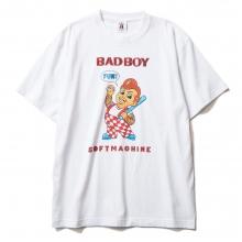 ソフトマシーン バッド・ボーイ tシャツ
