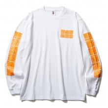 ソフトマシーン キューブ ロングスリーブ  tシャツ