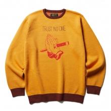 ソフトマシーン ノートラスト セーター