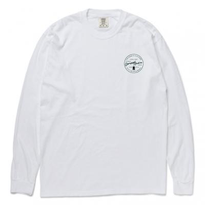 グリンプスオリジナル ニューカフェロゴ ロングスリーブ tシャツ