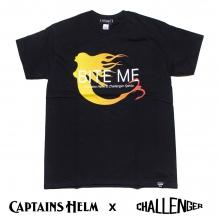 キャプテンズヘルム チャレンジャー バイトミー tシャツ
