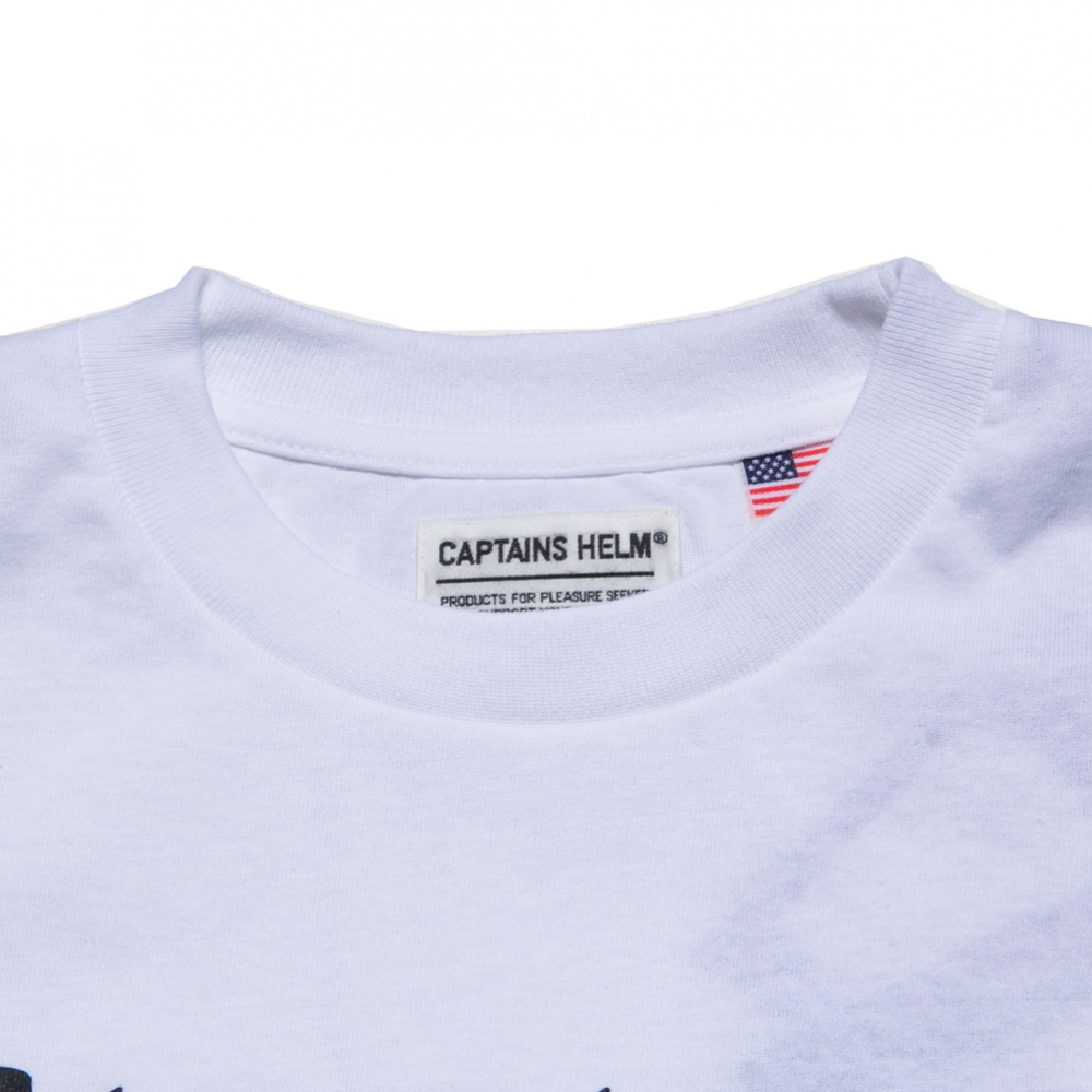 キャプテンズヘルム バクテリア プルーフ ロングスリーブ  tシャツ
