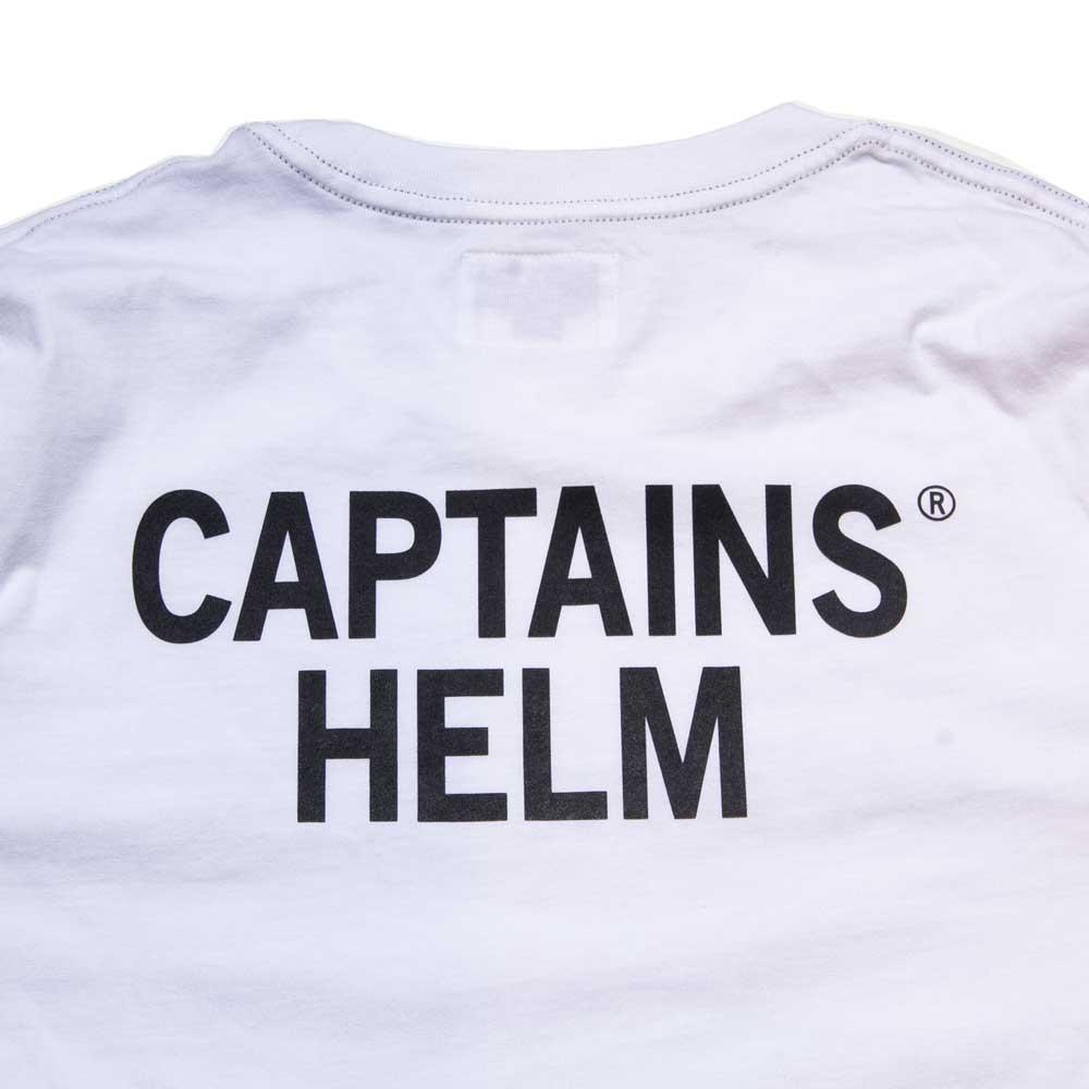 キャプテンズヘルム トレードマーク  ロングスリーブ  tシャツ