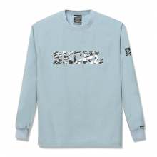 Back Channel, water repellent long sleeve t