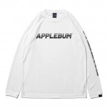 アップルバム  エリート パフォーマンス ドライ L/S Tシャツ