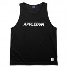 アップルバム  ロゴ バスケットボール メッシュ ジャージー
