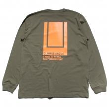 グリンプス オリジナル ロゴ ロングスリーブ Tシャツ