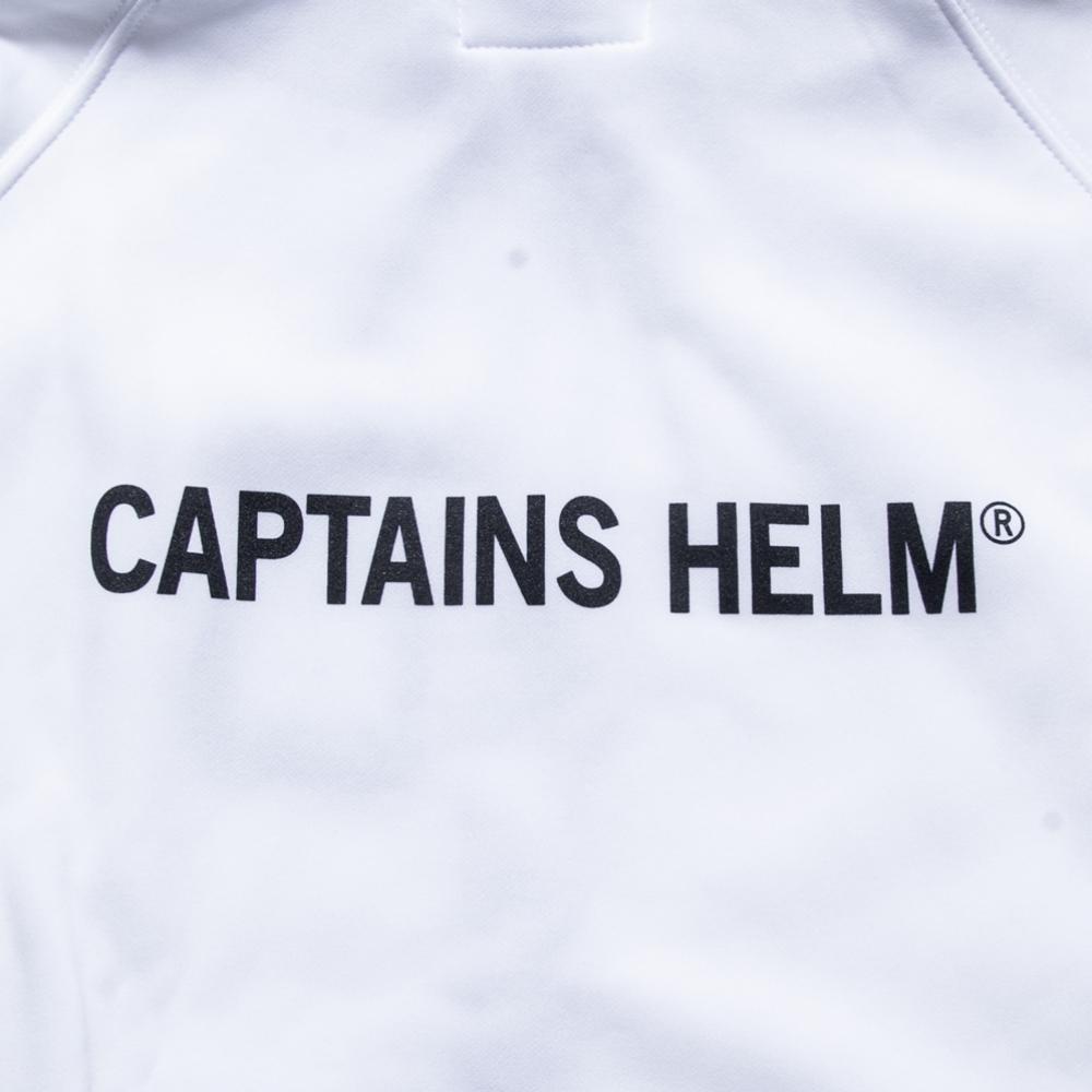 キャプテンズヘルム トレードマーク ジップ テック フーディー