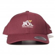 Back Channel, outdoor logo snapback