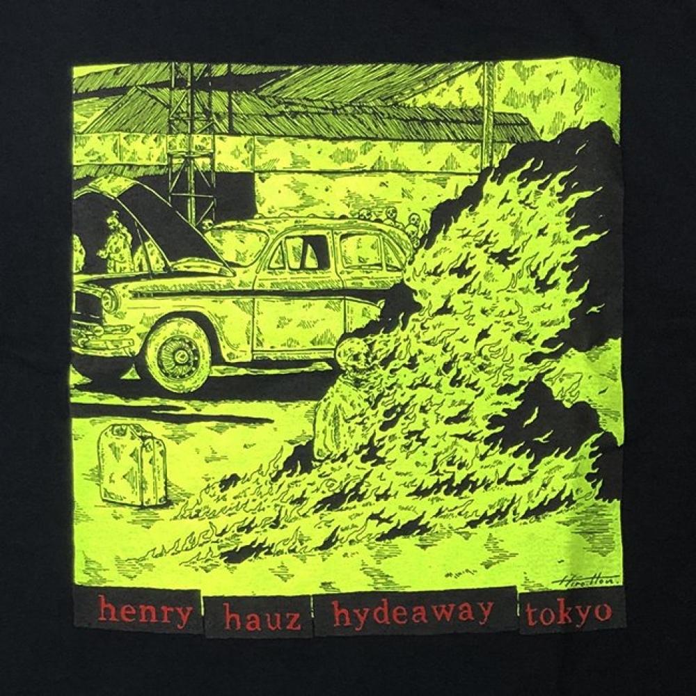 ヘンリーハウズ ロングスリーブ シャツ