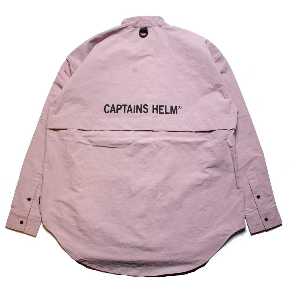 キャプテンズヘルム ポータブル フィッシング シャツ