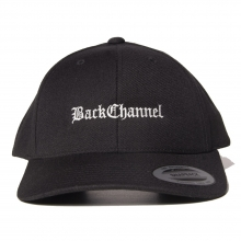 Back Channel, OLD ENGLISH SNAPBACK