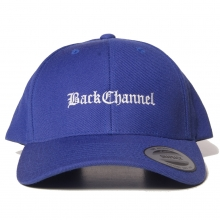 Back Channel OLD ENGLISH SNAP BACK