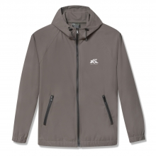 Back Channel WATER REPELLENT HOODED JACKET