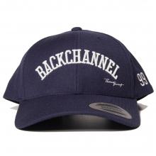 Back Channel COLLEGE LOGO SNAPBACK