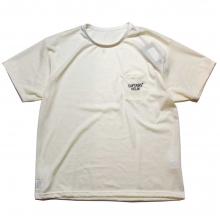キャプテンズヘルム メリノ ウール ポケット Tシャツ