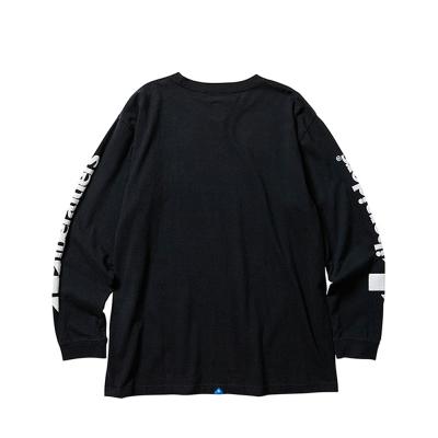 リベレイダース トライアングル ロゴ ロングスリーブ tシャツ