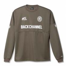 Back Channel, WIDE MESH LONG SLEEVE T
