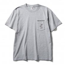 ソフトマシーン ドイル ポケット tシャツ