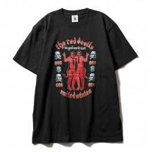 ソフトマシーン レッド デビルス tシャツ
