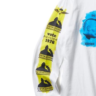 ソフトマシーン ストーリー ロングスリーブ   tシャツ