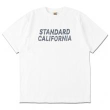 スタンダードカリフォルニア ロゴ T