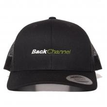 Back Channel, OFFICIAL LOGO MESH CAP