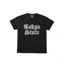 ラフアンドラゲッド デザイン カットソー Tokyo state