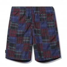 Back Channel, PATCH WORK EASY SHORTS