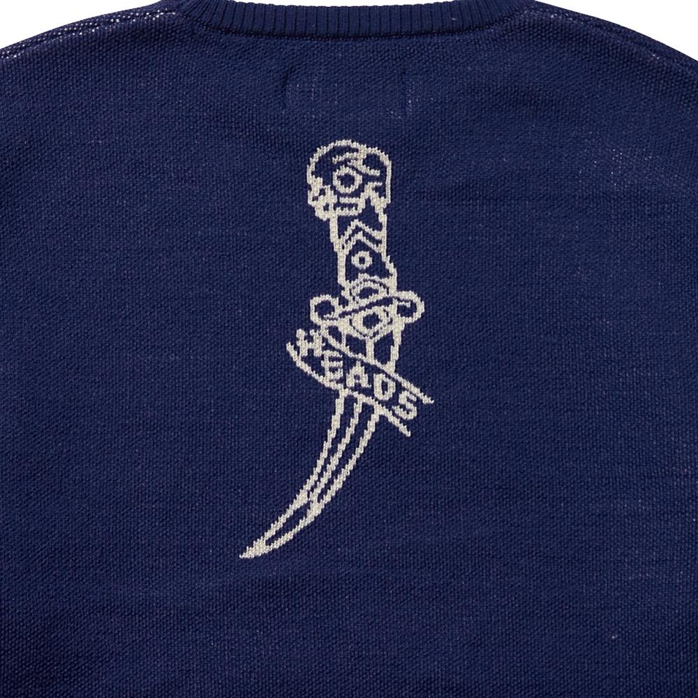 ソフトマシーン フラッシュ クルー ネック セーター